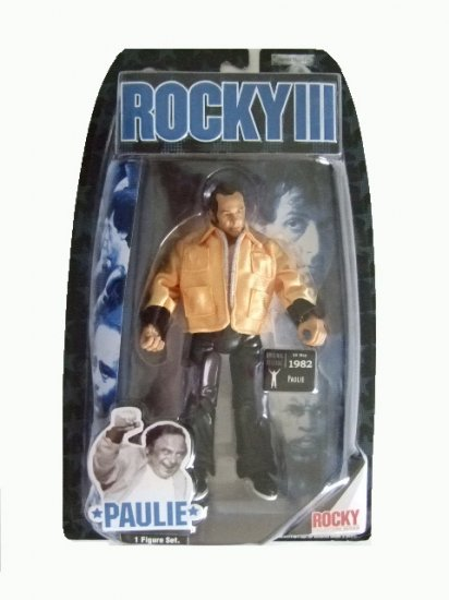 Rocky 3 - Paulie Action Figure