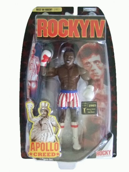 Best of Rocky Series 1 - Apollo Creed Action Figure