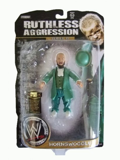 WWE Ruthless Aggression Series 35 - Hornswoggle Action Figure