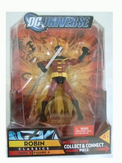 DC Universe Series 3 - Robin Action Figure