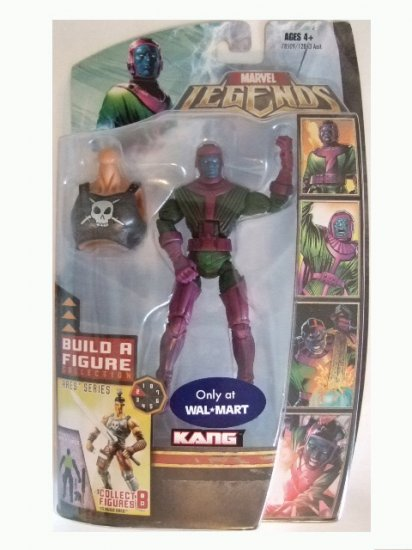 Marvel Legends Series 6 Exclusive - Kang Action Figure