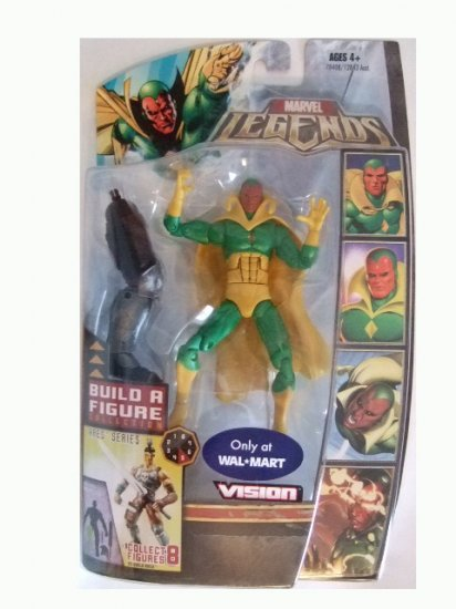 Marvel Legends Series 6 Exclusive - Vision Action Figure