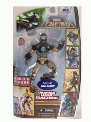 Marvel Legends Series 6 Exclusive - Ultimate War Machine Action Figure