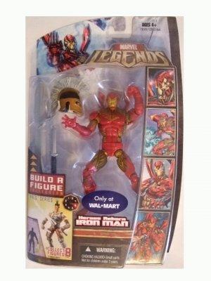 Marvel Legends Series 6 Exclusive - Heroes Reborn Iron Man Action Figure