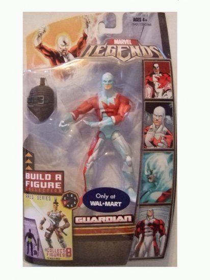 Marvel Legends Series 6 Exclusive - Guardian Action Figure