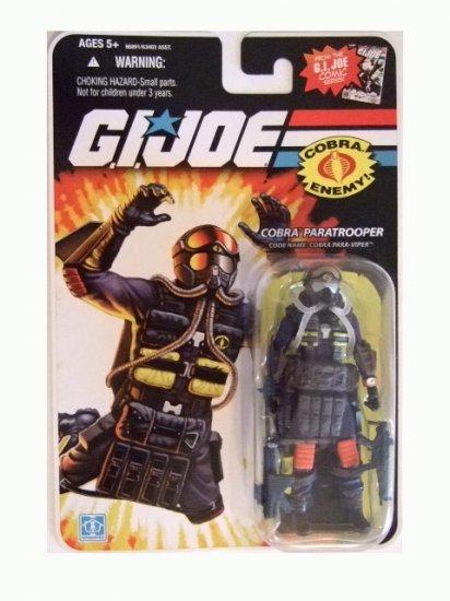 GI Joe 25th Anniversary Wave 10 - Cobra Para-Viper Action Figure