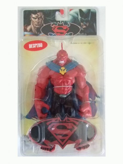 DC Direct: Superman/Batman Series 6 -  Despero Action Figure