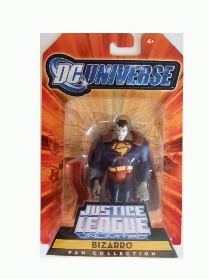 DC Universe Justice League Unlimited - Bizarro Action Figure