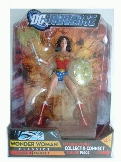 DC Universe Series 4 - Wonder Woman Action Figure