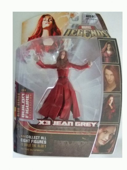Marvel Legends Series 2 - X3 Jean Grey Variant Action Figure