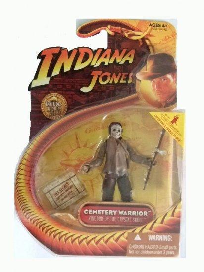 Indiana Jones Series 2 - Cemetery Warrior Action Figure