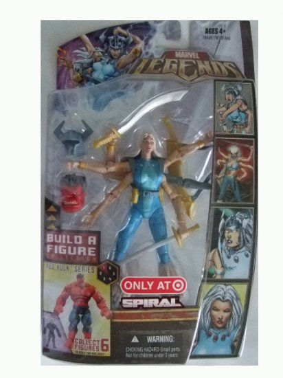 Marvel Legends Series 5 Exclusive - Spiral Variant Action Figure