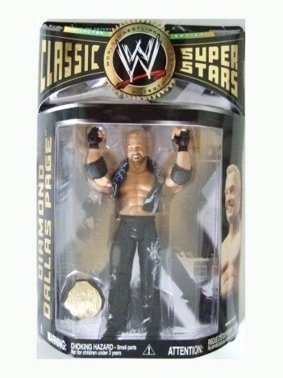 WWE Classic Superstars Series 14 - Diamond Dallas Page Action Figure