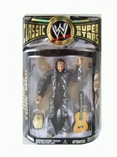 WWE Classic Superstars Series 14 - Honky Tonk Man Action Figure