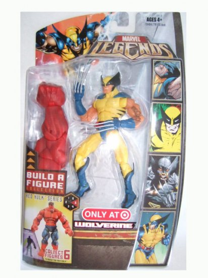 Marvel Legends Series 5 Exclusive - Wolverine Action Figure
