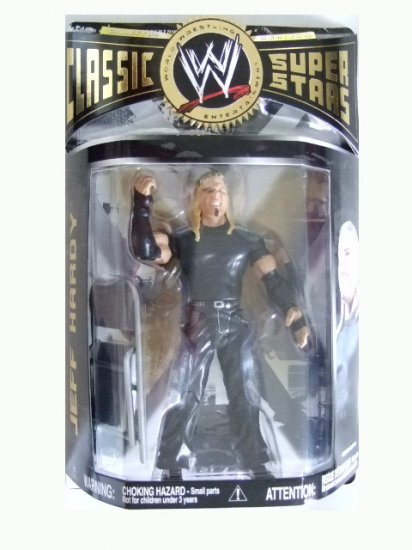 WWE Classic Superstars Series 21 - Jeff Hardy Action Figure