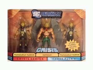 DC Universe Infinite Heroes - Hawkman and Thanagarian Warriors Action Figure 3-Pack