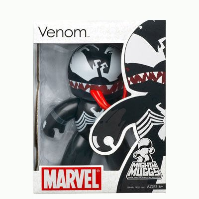 Marvel Mighty Muggs Series 1 - Venom Action Figure