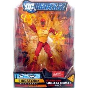 DC Universe Series 2 - Modern Firestorm Action Figure