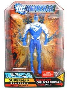 DC Universe Series 2 - Superman Blue Action Figure
