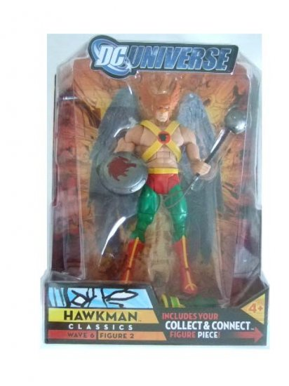 DC Universe Series 6 - Hawkman Action Figure
