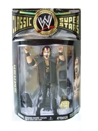 WWE Classic Superstars Series 14 - Demolition Smash Action Figure