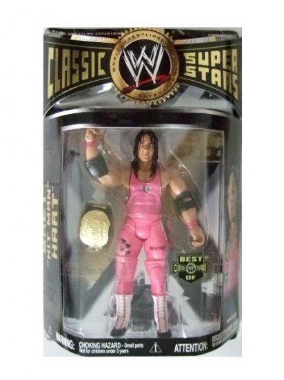 WWE Best of Classic Superstars - Bret Hart Action Figure