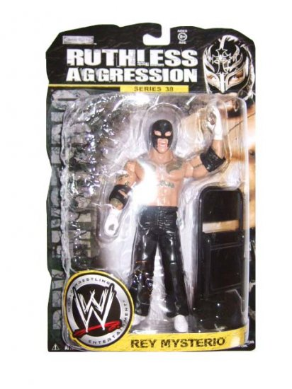 WWE Ruthless Aggression Series 38 - Rey Mysterio Action Figure