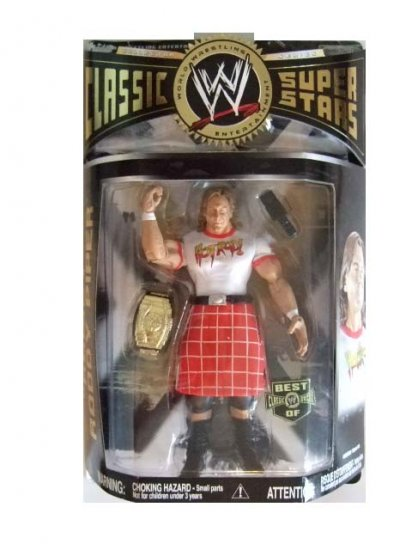 WWE Best of Classic Superstars - Rowdy Roddy Piper Action Figure