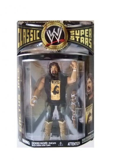WWE Classic Superstars Series 19 - Cactus Jack Action Figure