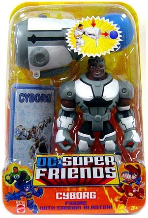 DC Super Friends - Cyborg Action Figure