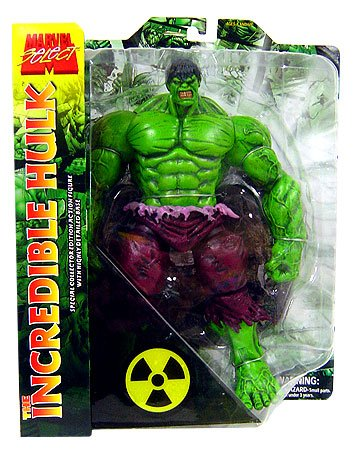 Marvel Select - Incredible Hulk Action Figure
