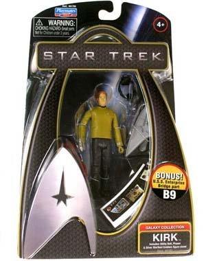 Star Trek The Movie 2009 - Kirk 3 Inch Action Figure