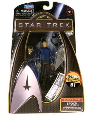 Star Trek The Movie 2009 - Spock 3 Inch Action Figure