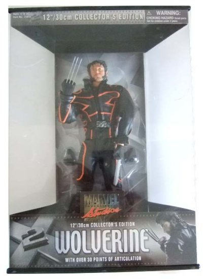 Marvel Studios - X2 Wolverine 12 Inch Action Figure