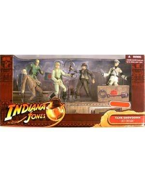 Indiana Jones Last Crusade - Tank Showdown Exclusive Action Figure Multi-Pack
