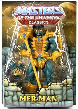 Masters of the Universe Classics - Mer-Man Action Figure