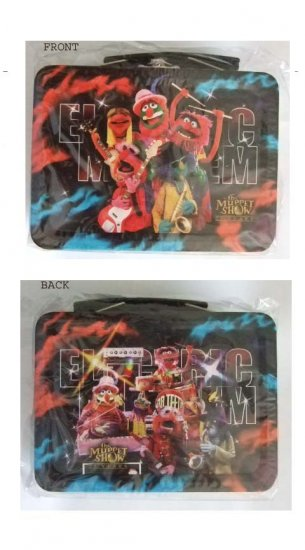 The Muppet Show 25th Anniversary Electric Mayhem Mini Lunch Box