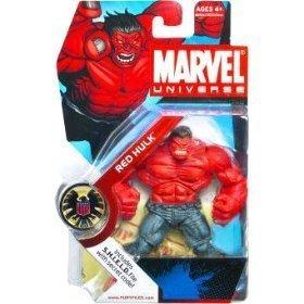 Marvel Universe Wave 4 - Red Hulk Action Figure