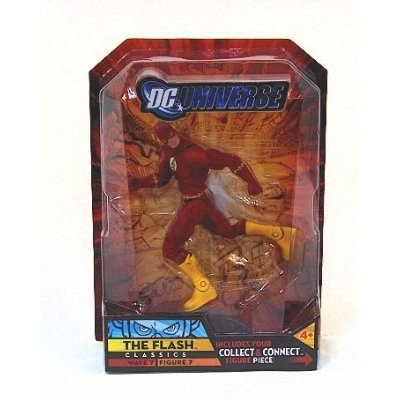 DC Universe Series 7 - Flash Action Figure