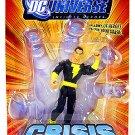 DC Universe Inifinite Heroes Series 1 - Black Adam Action Figure