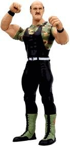 WWE Classic Superstars Series 27 - Sgt. Slaughter Action Figure