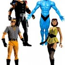 Watchmen - Watchmen Series 2 Complete Action Figure Set