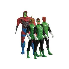 DC Direct - Green Lantern Corps Action Figure Box Set