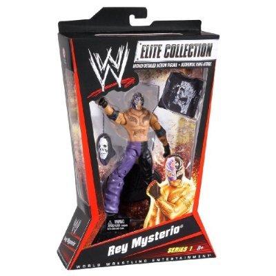 WWE Mattel Elite Series 1 - Rey Mysterio Action Figure