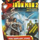 Iron Man 2 Movie Series - Ivan Whiplash Vanko Action Figure