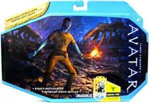 Avatar The Movie - Viper Wolf Attack with Avatar Jake Sully Action Figures