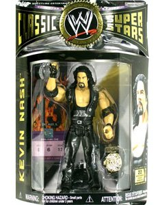 WWE Classic Superstars Series 11 - Kevin Nash Action Figure 3 Pack