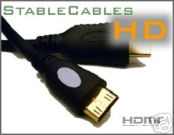 New Premium 1.3 Gold HDMI Cable 6 ft for PS3 HDTV
