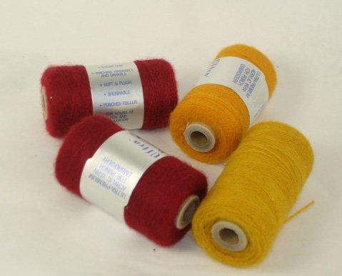 Ultra Premium Punch Yarn Acrylic Embroidery